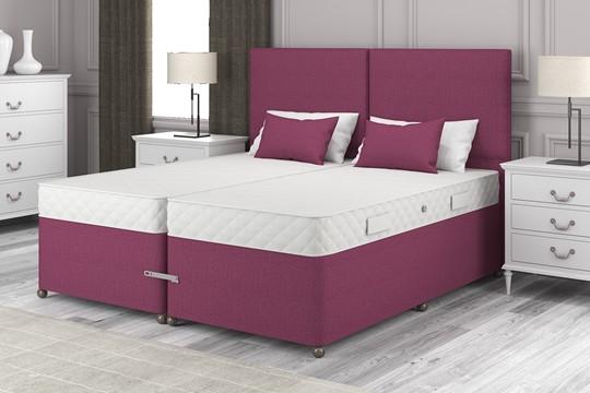 Jasmine Zip & Link Bed