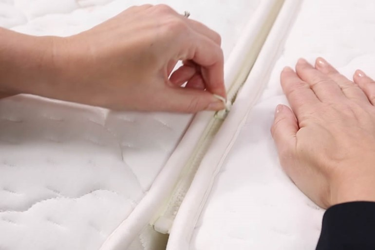 Milan Zip And Link Bed