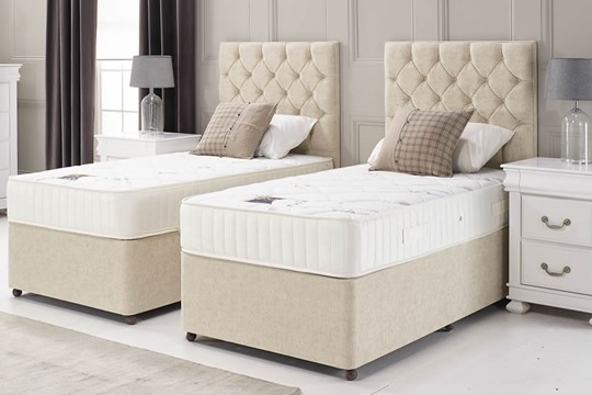 Chelsea Zip And Link Bed
