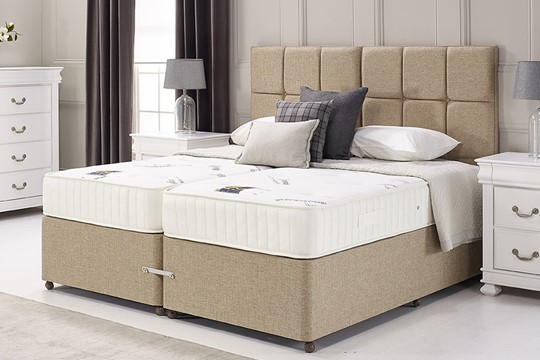 Warwick Zip And Link Bed