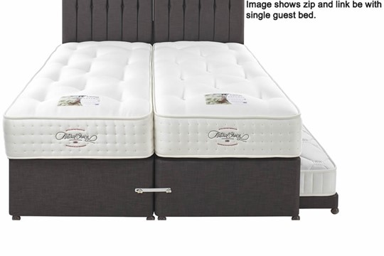 Pocket Dream 1000 Contract Zip And Link Bed