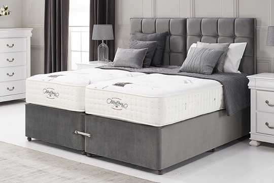 Panache 1200 Zip And Link Bed