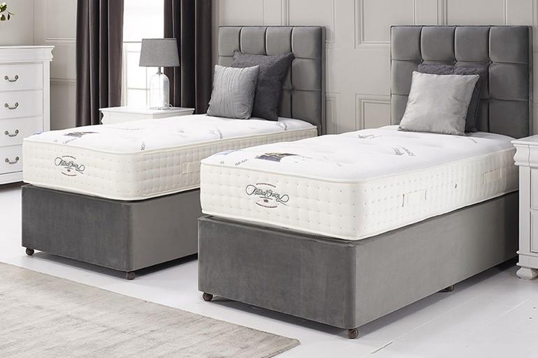 Panache 1200 Zip And Link Bed