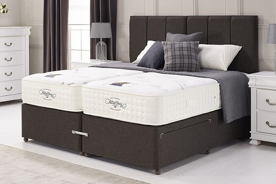 Monarch 1500 Zip And Link Bed