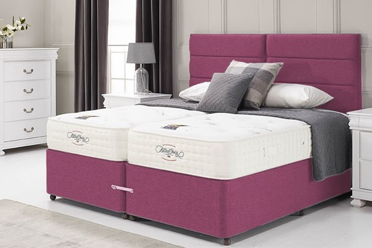 Alure 1500 Zip And Link Bed