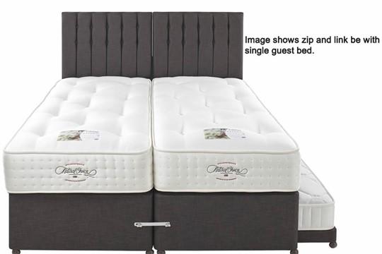 Senator 1000 Zip And Link Bed