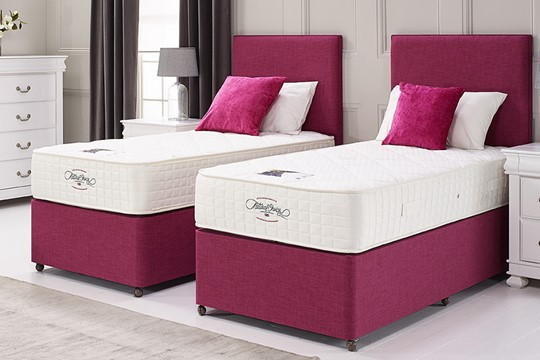 President 3000 Zip And Link Bed