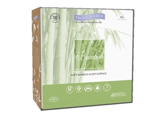 Bamboo Soft Fabric Mattress Protector - Standard Single 3'0'' x 6'3''