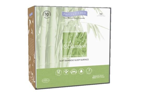 Bamboo Soft Fabric Mattress Protector