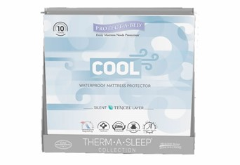 Tencel Cool Mattress Protector - Small Single 2'6'' x 6'3''