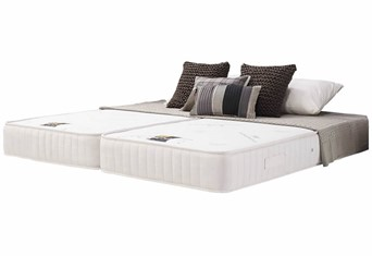 Milan Zip And Link Mattress - 5'0'' (150cm) x 6'6'' (200cm)