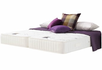 Chelsea Zip And Link Mattress - 5'0'' (150cm) x 6'6'' (200cm)