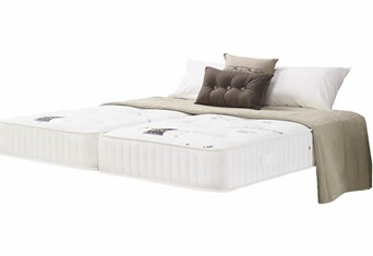 Supreme Ortho Zip And Link Mattress - 5'0'' (150cm) x 6'6'' (200cm)