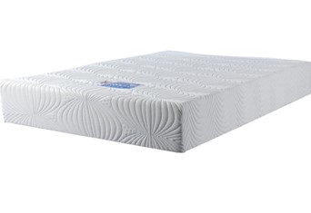 "Cool-Blu Memory Foam Mattress - 2'6'' x 6'3'' Small Single 8"" (20 cm)"