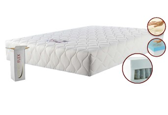 Pocket-Flex Mattress - 2'6'' x 6'3'' Small Single