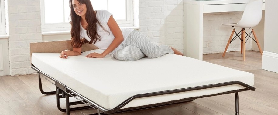 The Definitive Space-Saving Option - Folding Beds