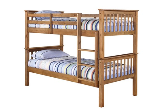 Lomand Wooden Bunk