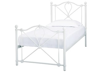 "Bodmin Metal Bedframe - 3'0"" Single"