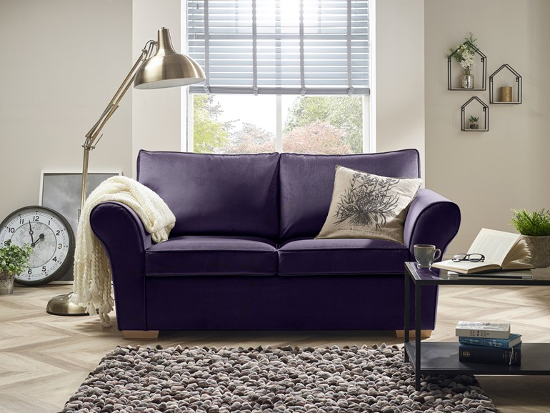 New England Fabric Sofabed