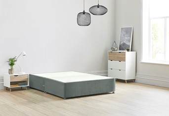 Reinforced Divan Bed Base - 4'6'' x 6'3'' Double Platinum
