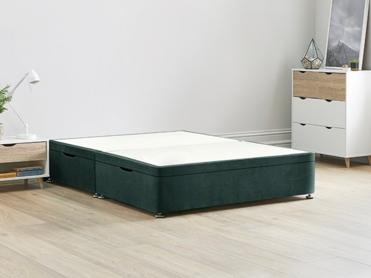 Ottoman Storage Side Lift Divan Contract Bed Base
