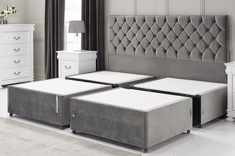 Quarterised Contract Bed Base